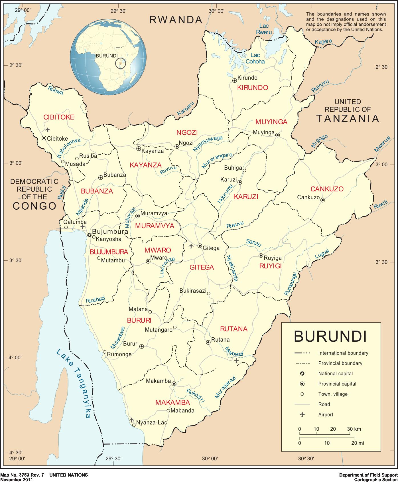 site de rencontre burundi